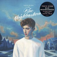 Troye Sivan(트로이 시반) - Blue Neighbourhood LP