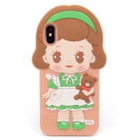 Paper doll mate silicon case  _Sally