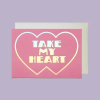MESSAGE CARD_HEART
