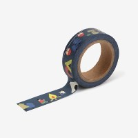 Masking Tape single - 124 Camping