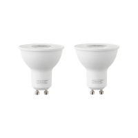 이케아 RYET LED 전구 2p (GU10/400루멘)_(701420530)