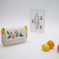 Tangerine bag (yellow)