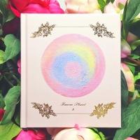 [에코드소울] Forever Planet Golden Journal (Plain)