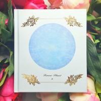 [에코드소울] Forever Planet Golden Journal (Grid)