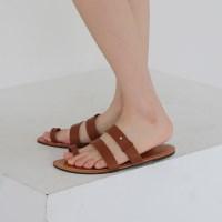 Simple ball line slipper