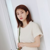 Organic texture ruff blouse