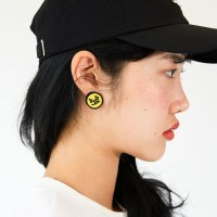 [BPB CLUB] SAY SMILE B EARRING HS_YELLOW
