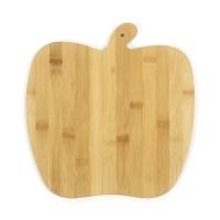 플레이팅 대나무 사과 트레이 1개