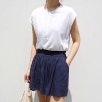 Casual sleeveless