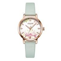 [쥴리어스정품]Stella Rose 꽃시계 가죽시계 여성시계 성소시계