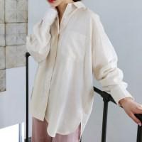 Daily natural linen shirts