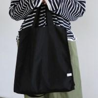 Square lustrous simple bag