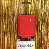 [캠브리지] 프린츠 기내용 20형/54cm 확장형 여행가방