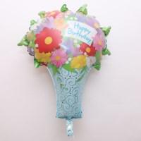 은박풍선 라지쉐잎 (생일꽃다발)_(301567283)