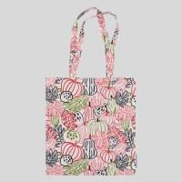 Vegetables Square Bag by Jennifer Bouron