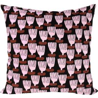 Petit Coral Cushion by Jessica Nielsen