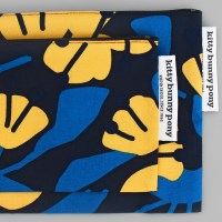 Forsythia Pouch by Jessica Nielsen