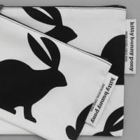 KBP Cotton Bunny Pouch