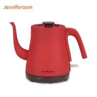 제니퍼룸 커피드립 전기포트 레드_JR-K3812R