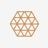 존덴마크 존 트라이앵글 팟홀더 실리콘 냄비받침 - 버터_(1153551)