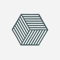 존덴마크 존 헥사곤 팟홀더 실리콘 냄비받침 - 딥그린_(1153545)