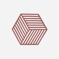 존덴마크 존 헥사곤 팟홀더 실리콘 냄비받침 - 시에나레_(1153543)