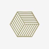 존덴마크 존 헥사곤 팟홀더 실리콘 냄비받침 - 올리브_(1153542)