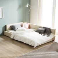 [라곰하우스] 레스트 저상형 침대 슈퍼싱글