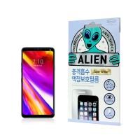 에어리언쉴드 충격흡수 액정보호 방탄필름 LG X500 2매_(838055)