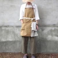 work apron _ beige