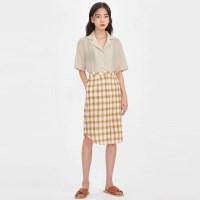 basic weave half shirts_(1000642)