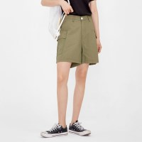 cargo cotton short pants_(1001038)