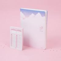 네 달의 시간 수능세트 (스터디플래너 + 메모지 + 100일 포스터)