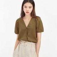 unbalance puff blouse_(1004535)
