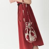 flower string bag