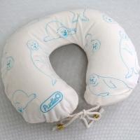 Neck Pillow _SkyBlue Seal