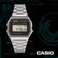 CASIO 카시오 A158WA-1 남여공용 빈티지 레트로 디지털시계