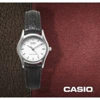 CASIO 카시오 LTP-1094E-7A 여성시계 가죽밴드 패션시계
