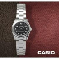카시오 CASIO LTP-V001D-1B 여성용 메탈밴드 아날로그시계