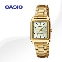 카시오 CASIO LTP-V007G-9E 여성용 메탈밴드 아날로그시계