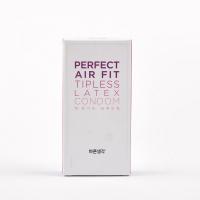 바른생각 콘돔 퍼펙트에어핏 12개입