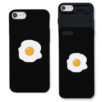 [봉봉] 계란후라이 블랙 S3151M 슬라이더 케이스_(2140467)