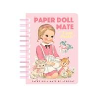 paper doll mate spring memo_9.Julie