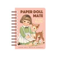 paper doll mate spring memo_10.Sally