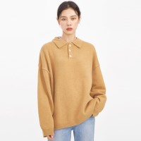 cover wool collar knit_(1041579)