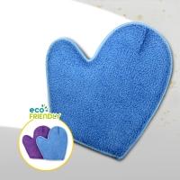 에퐁제 극세사 청소용품 장갑형 손걸레