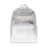 GET IT TOGETHER BACKPACK - METALLIC SILVER (백팩)