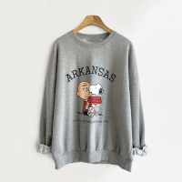 Charlie&Snoopy SWEATSHIRT (4-color)