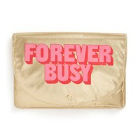 LOGGED ON LAPTOP SLEEVE - FOREVER BUSY(노트북가방)