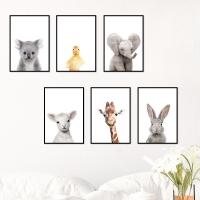 사랑스러운 아기동물 27종 포스터